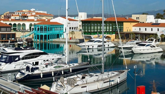 New marina a `jewel for Limassol` - Living on the sea